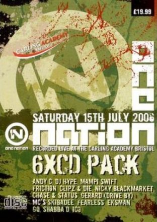 One Nation -  July 2006 CD Pack